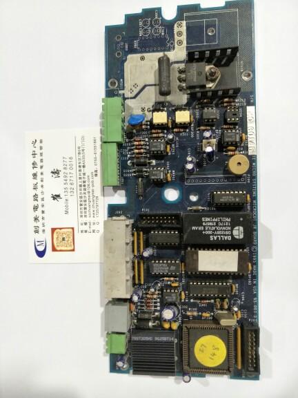 切纸机控制板维修4