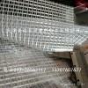 阻燃透明夹网布