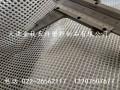 2.1m米宽PVC透明夹网布