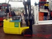提供服务电动叉车配推拉器租赁