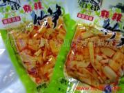 供应重庆小吃/热卖/特产/休闲美食/麻辣竹笋