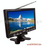 供应车载小电视+液晶(台式)显示器+监控器