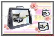 供应12.5寸手提式DVD+带电脑显示器+游戏机