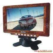 供应7寸台式液晶显示器+CATV全频接收