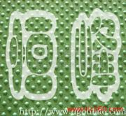 微波炉手套 用打点布,种点布,滴脂_1
