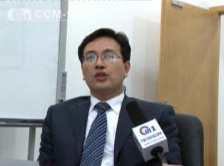 三一重机营销公司总经理向儒安采访
